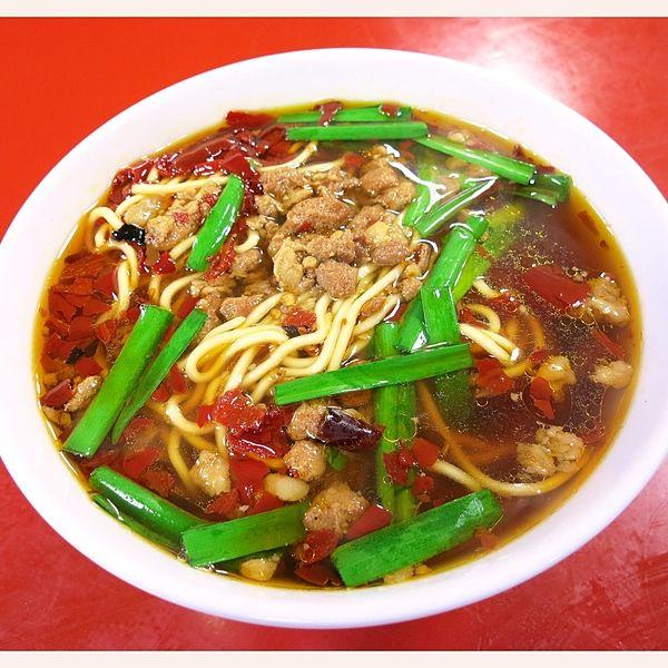 名古屋の名店味仙の台湾ラーメン激辛の中に潜む極上の旨味