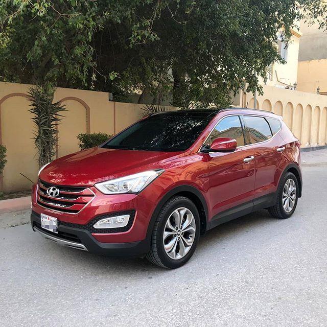 للبيع هيونداي سنتافي موديل ماشي كم وكالة البحرين تامين شامل كل المواصفات بحالة جدا ممتازة الاستفسار Yallasyarah ي In 2020 Car Vehicles Suv