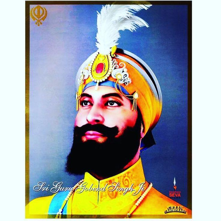"""Waho Waho Gobind Singh Apeh Gur Chela  Dhan Dhan Dhan Guru Gobind Singh Ji Sache Paatshah GuruPitta Ji"""