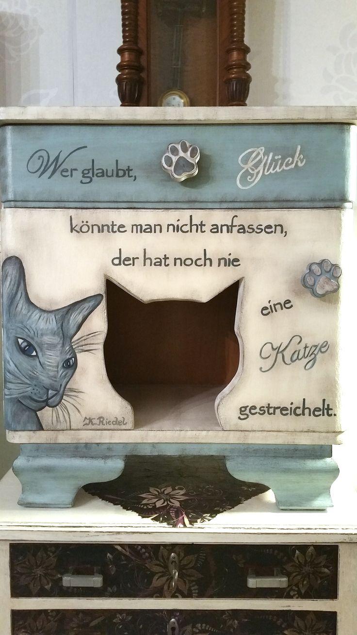 """Katzenhaus """"Gücksbringer"""""""