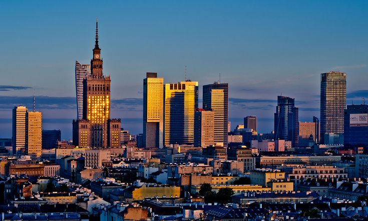 https://flic.kr/p/npH8xg | Good morning Warsaw! | Warsaw, Poland