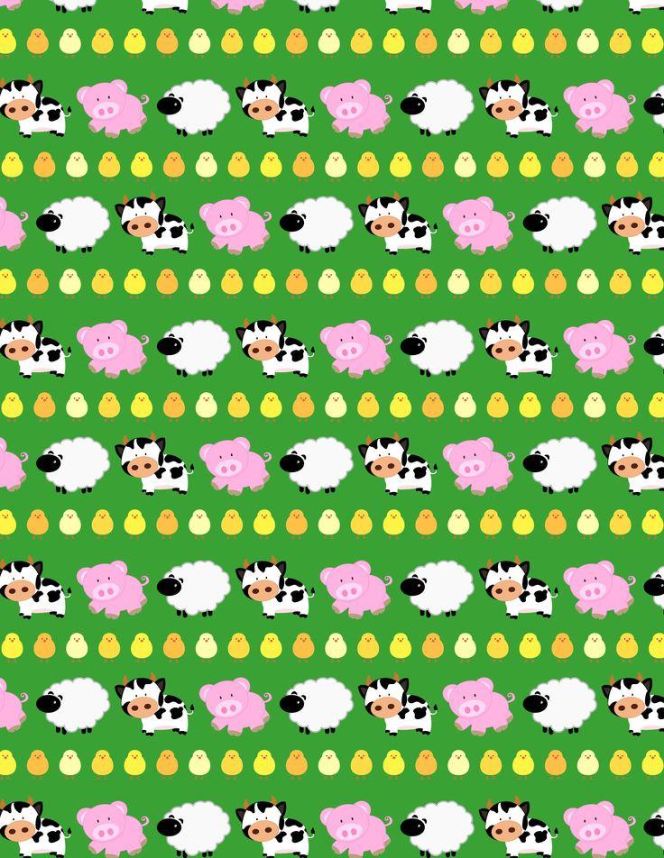 animales de granja.jpg (2550×3300)