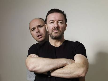 How We Met: Karl Pilkington & Ricky Gervais
