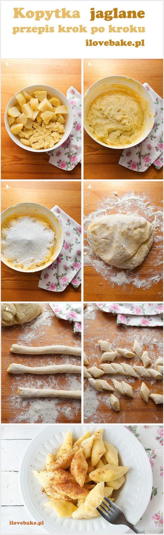 Polish gnocchi with millet and potatoes / KOPYTKA JAGLANE (bezglutenowe)– PRZEPIS #gnocchi #diy #recipe