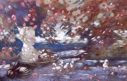 Bazarin, Alex. Boy in the washbasin.jpg 498×319 pixels