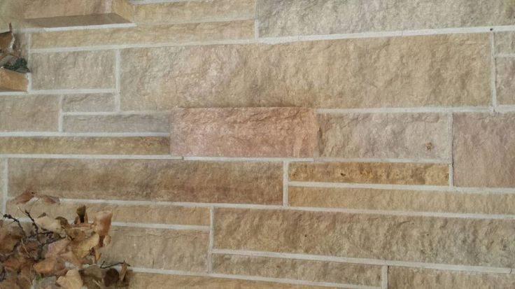 Updating A Stone Fireplace Wall