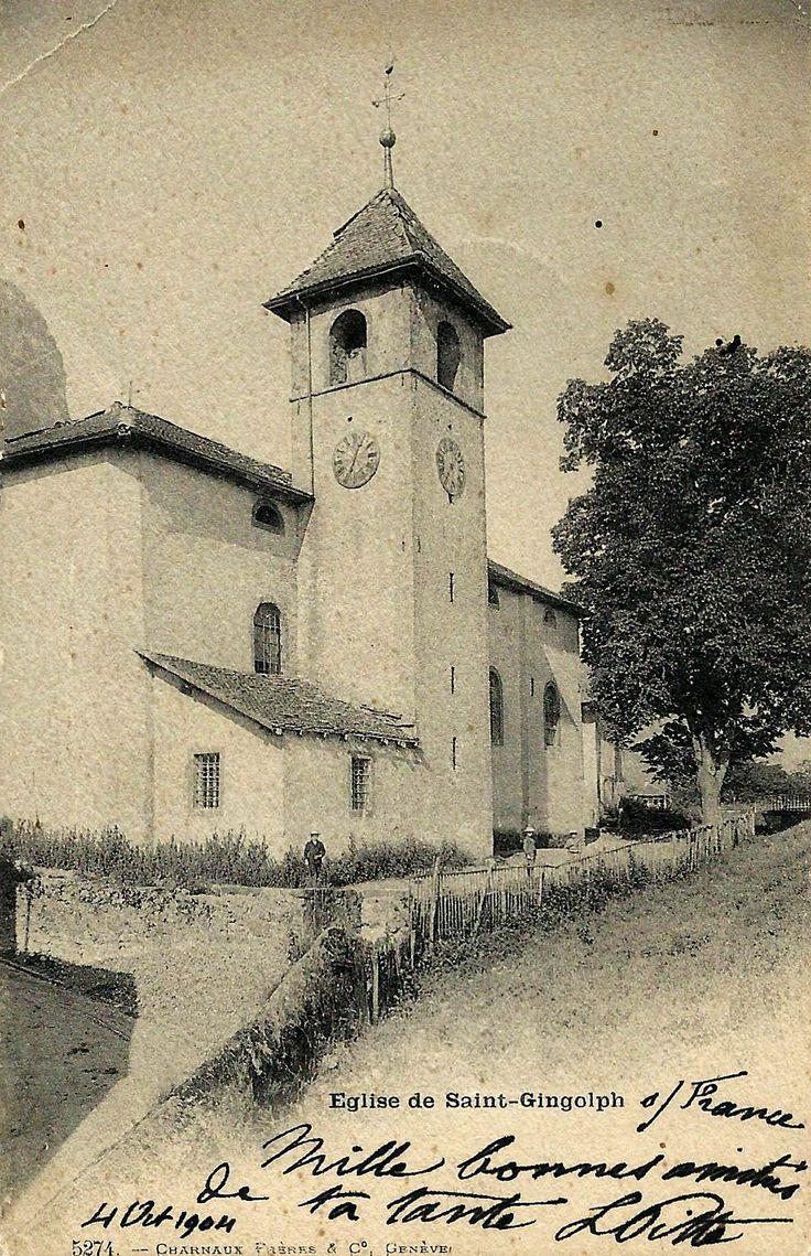 Eglise de Saint-Gingolph (VS)