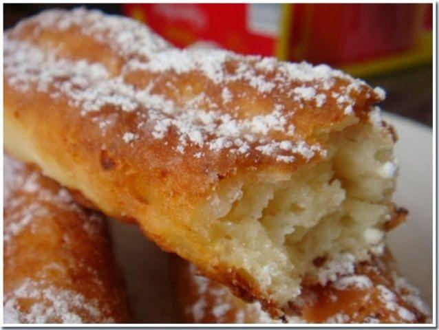 Чудесатая - Чудесатия: Хочу поделиться вкусняшкой!!! :) Вкусные творожные батончики-трубочки.