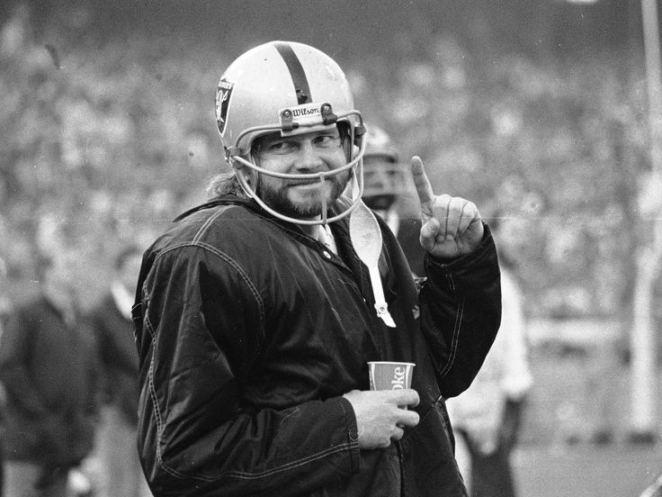 Ken Stabler. The Raiders, and the 70s, answer to Joe Namath.