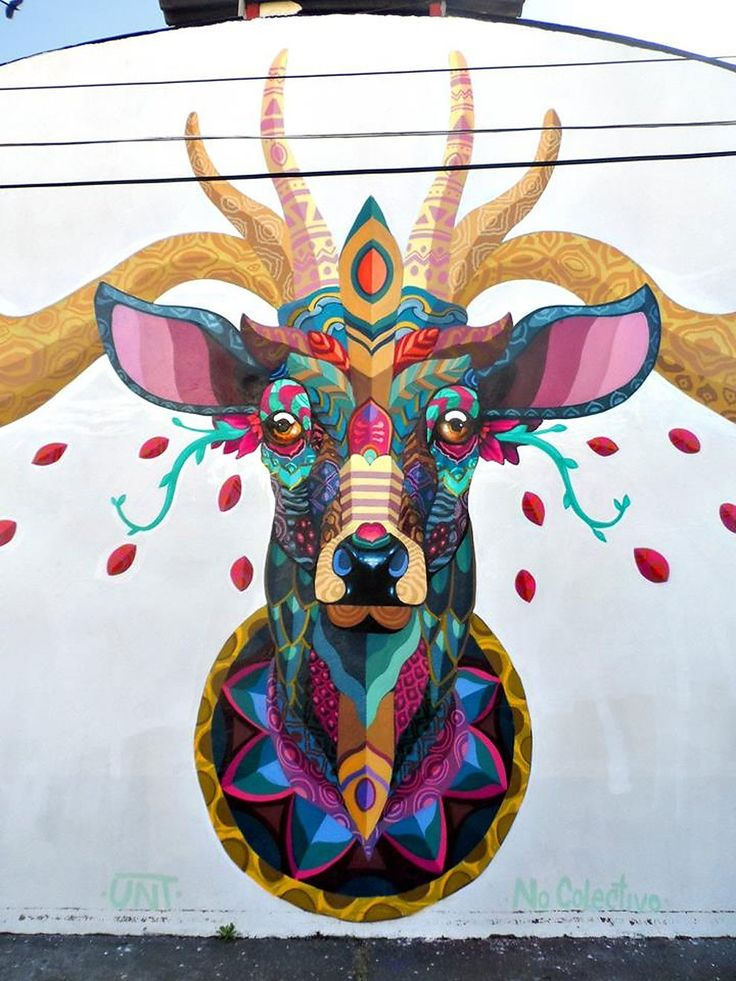 Farid Rueda's New Pieces of Street Art in Bogota, Colombia