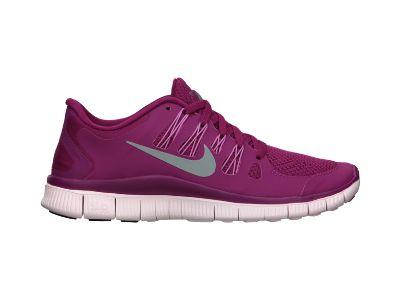 Nike Free 5.0 Women\u0026#39;s Running Shoe - $100 THE MAROON/PURPLE-ISH ONES or