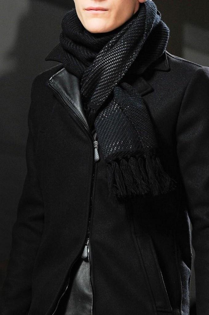 Bottega Veneta AW 2012-13: Men Clothing, Fashion Men, Winter Style, Men Style, Aw Men, Men Fashion, Winter Fashion, Men Scarfs, Fall Winter