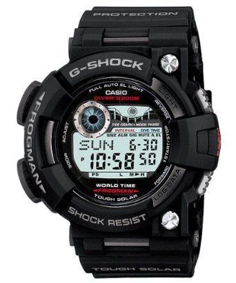 Casio Frogman G-Shock Tough Solar GF-1000-1DR GF-1000-1 GF1000-1 Mens Watch