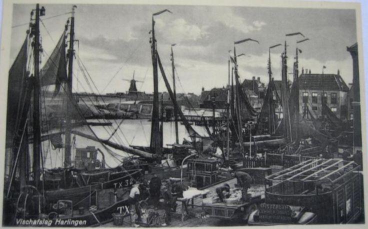 Harlingen - Vischafslag