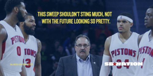 Despite getting swept, the future is bright for Stan Van... #Cavs: Despite getting swept, the future is bright for Stan Van Gundy's… #Cavs