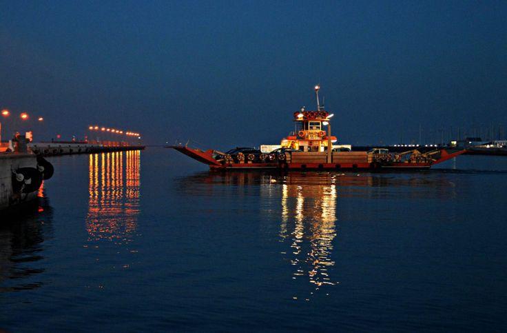 Traghetto Porto Corsini-Marina di Ravenna