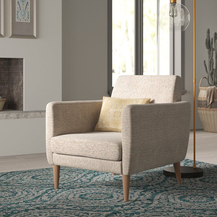 Mistana Barry Armchair Reviews Wayfair Modern Furniture