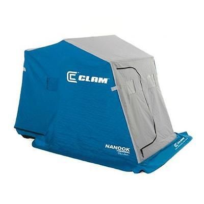 NEW Clam Ice Fishing 9538 Fish Trap & Fish Trap X Series Shelters Nanook Thermal