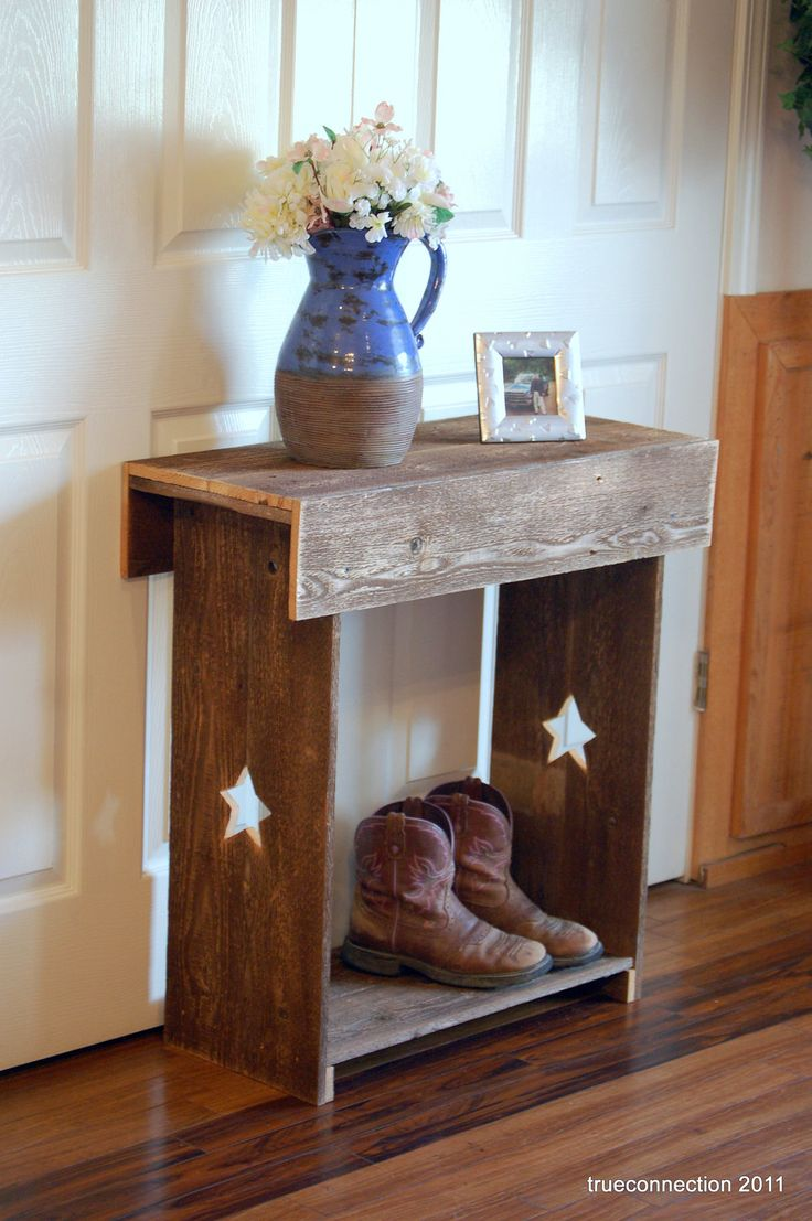 Pallet Entry Table 289 Best Proyectos Images On Pinterest
