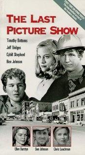 The Last Picture Show with Cybil Shepperd, Jeff Bridges, Timothy Bottoms and Ellen Burstyn.