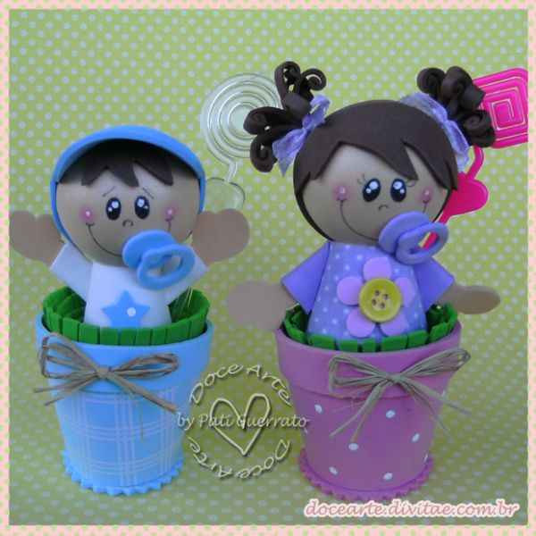 Baba Kit kis váza 10cm