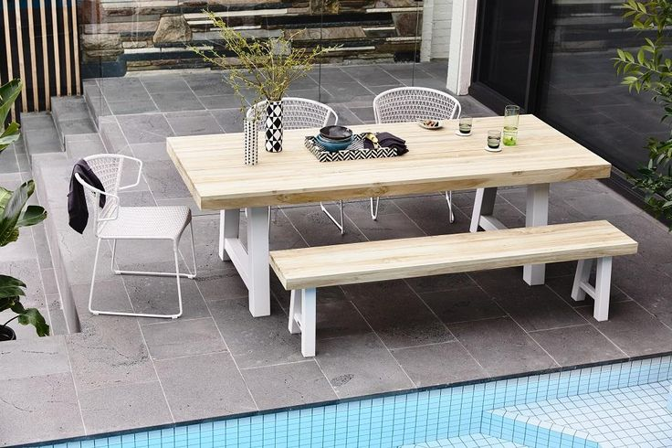 GlobeWest - Granada Beach Dining Tables