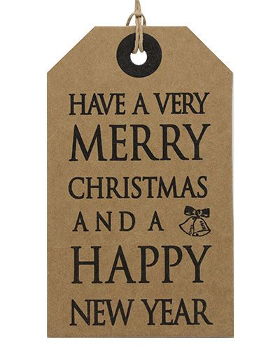 What the tag says.  #Barama #Giftpackaging #packaging #gift #presents #gifttags #tags #Christmas #Christmastags #Kraft #Newyears #Christmasdecoration