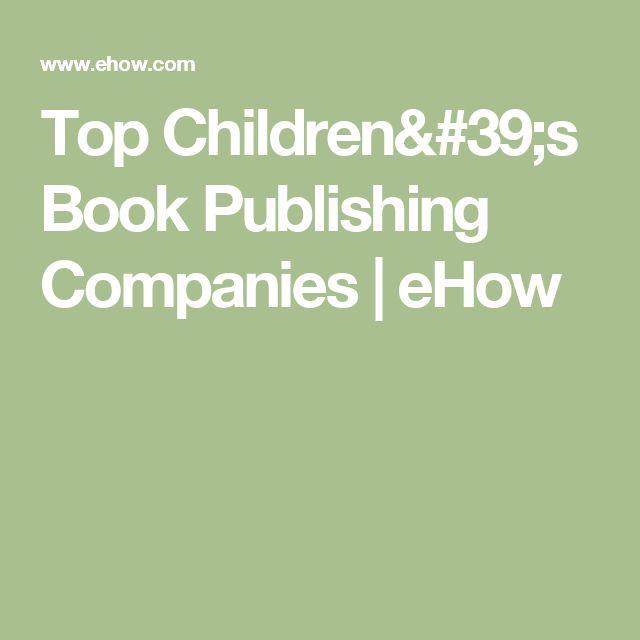 list of english language book publishers