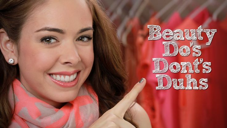 """Pale Girl Makeup Tips"" with Nikki Phillippi | Beauty Do's, Don'ts, & Du..."