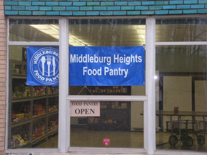 Food Pantry In Cleveland Heights