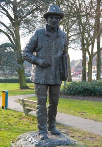 ♥ Nuenen (N-B) - Vincent van Gogh