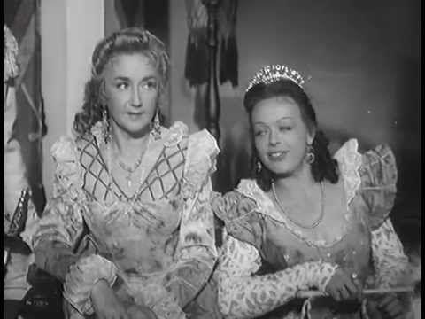 Учитель танцев 1952г Спектакль.