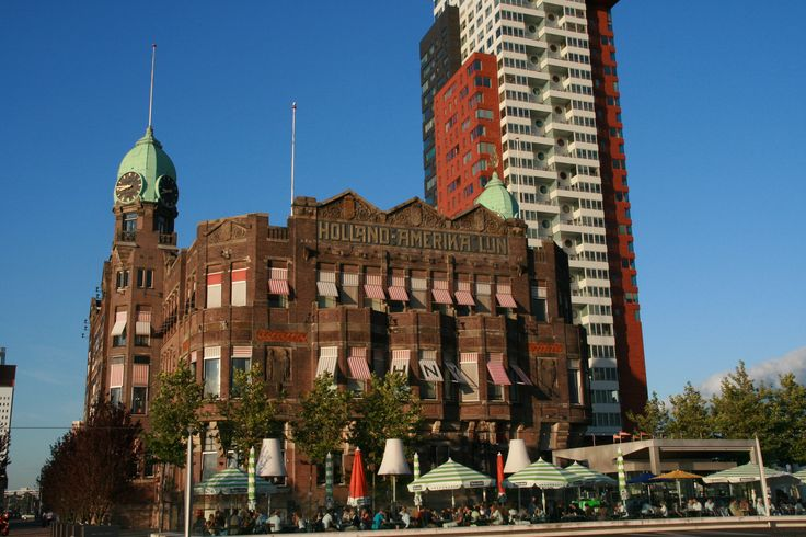 Restaurant Hotel New York #Rotterdam