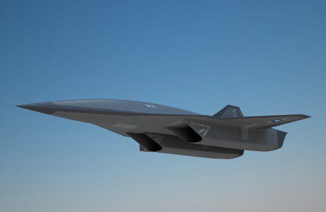 Cud techniki lotnictwa USA - atak z prędkością 7500 km/h - Tech - WP.PL