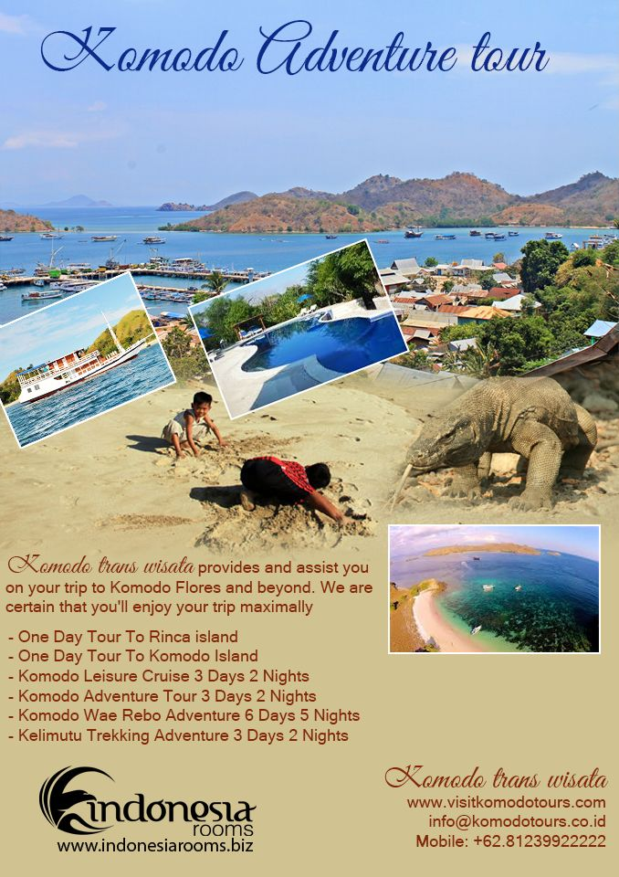 Complete optional tours to komodo island and beyond available at http://www.visitkomodotours.com/tours/komodo ENJOY YOUR HOLIDAYS WITH US