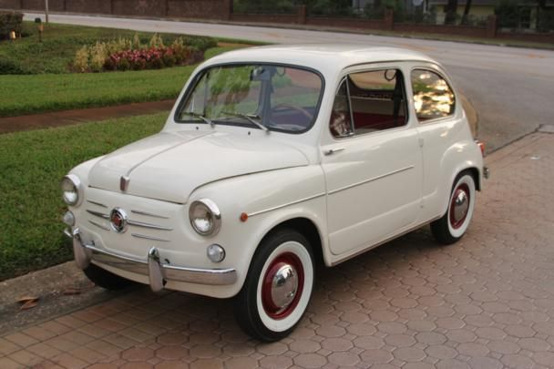 1961 Fiat 600 for sale by Mecum Auction