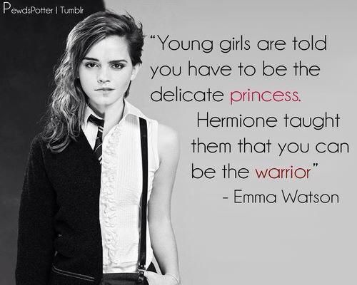 12 Magical Quotes from Hermione Granger