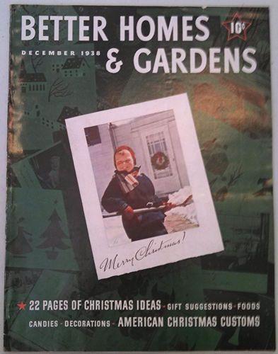 17 Best Images About Vintage Better Homes Garden