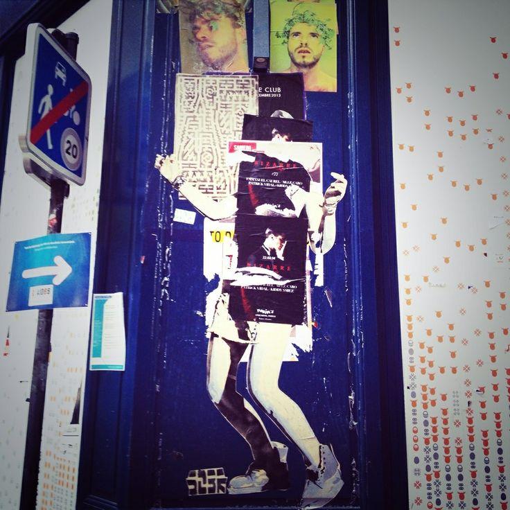 Paris avril 2014 - le Marais street art