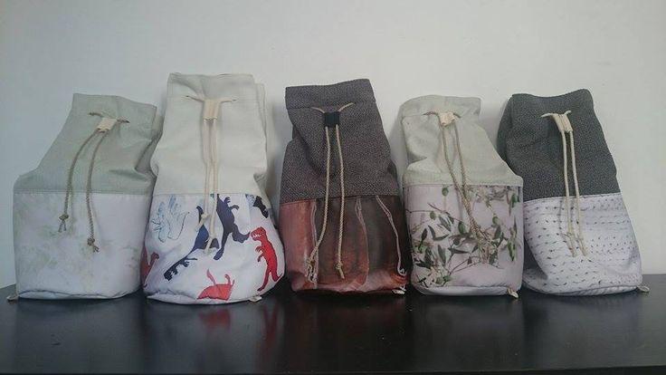 Backpack by Cziribu