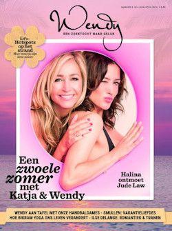 6x Wendy Magazine € 27,50: Wendy is hét tijdschrift over geluk en positief denken. Neem nu een jaarabonnement met 23% korting of geef het blad cadeau!