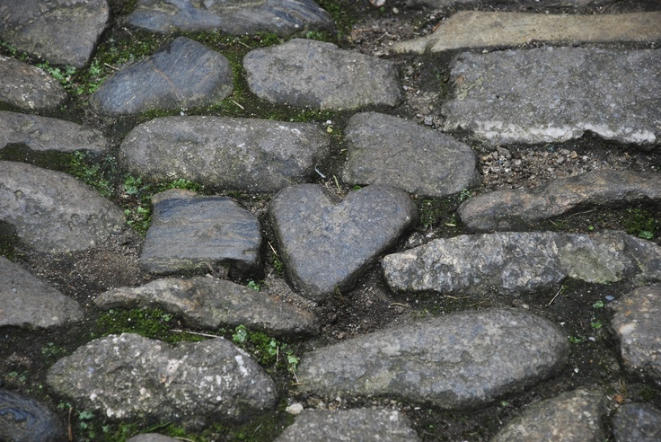 Giants heart, St Michaels Mount. - the story goes that ...