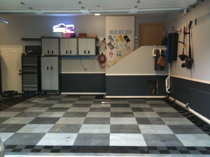 105353d1304306433 paint hot rod garage img 0547 jpg  1280 960  Paint scheme  on walls with chair rail   Garage   Pinterest   Chevy  Chevy ssr and Shades  of. 105353d1304306433 paint hot rod garage img 0547 jpg  1280 960