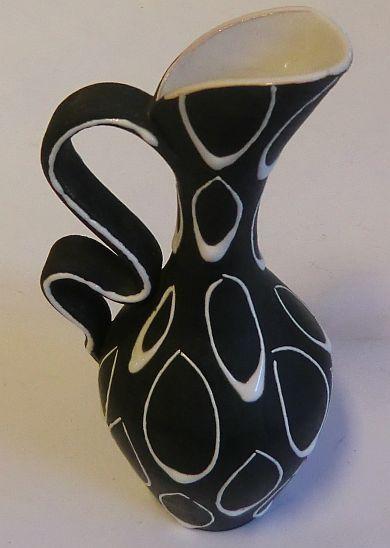 LARHOLM- vase med hank, Rondane Brukt & Antikk