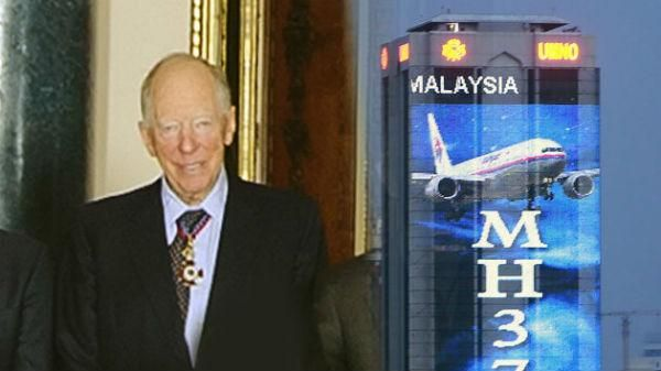 ROTHSCHILD SOLE OWNER OF A VERY IMPORTANT PATENT AFTER 4 CO-OWNERS DISAPPEAR ON MH 370