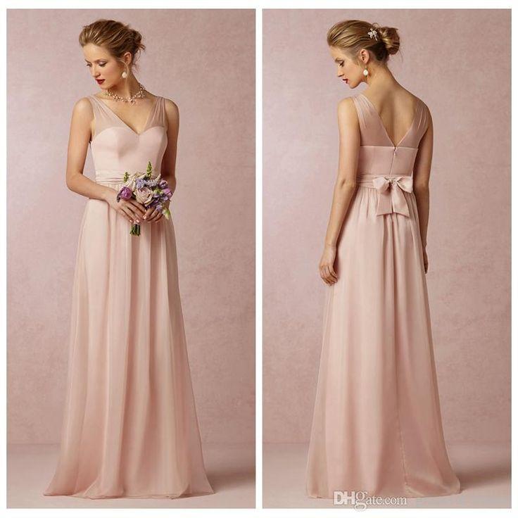 Blush Pink Plus Size Bridesmaid Dresses : Best fuschia bridesmaid dresses ideas on