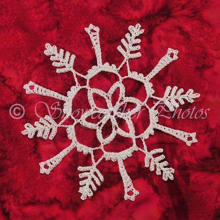 A Snowflake for Marikamum