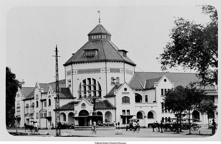 Kantor Pos besar Surabaya ca 1926