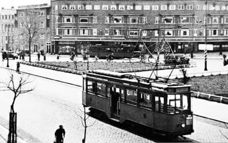 Mathenesserplein 1935