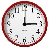 Rekenen groep 4   Welke klok hoort erbij?